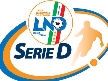 Serie D, risultati marcatori e classifica della XXVI giornata in attesa di Borgosesia - Fezzanese