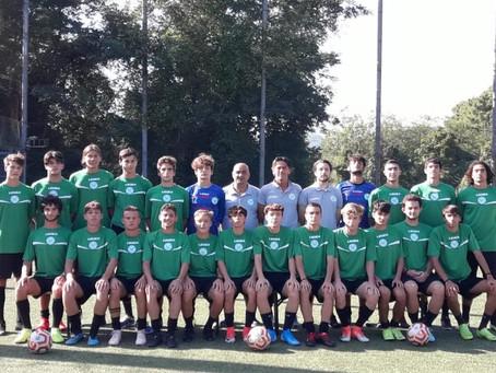 Juniores Nazionale, una buona Fezzanese cede al Ghiviborgo