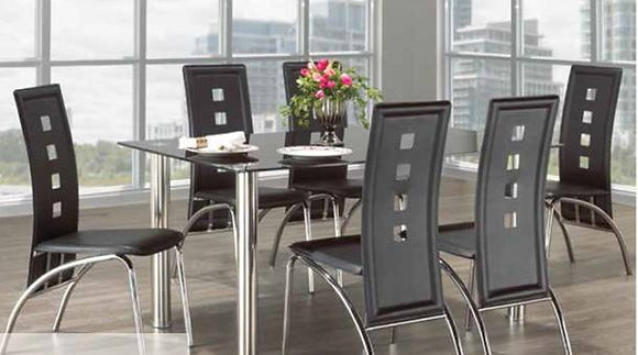 Table à Dîner+6 chaises