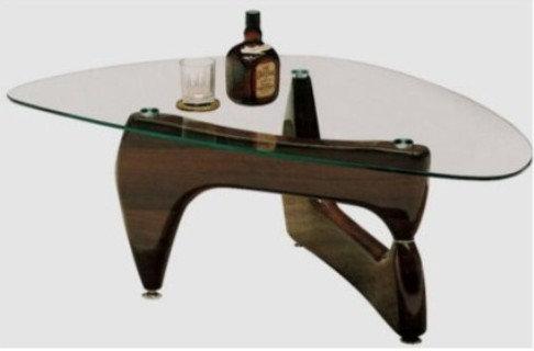 Table de salon Brune Nove