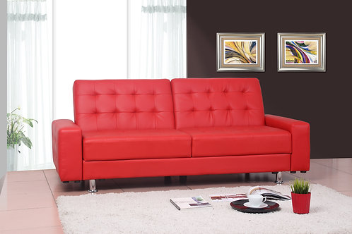 Sofabed-Red