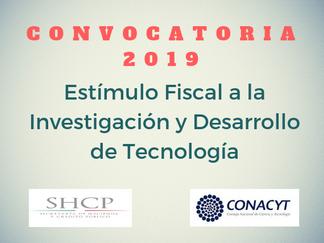 Abre CONACyT la Convocatoria del Estímulo Fiscal a la Investigación y Desarrollo de Tecnología (EFID