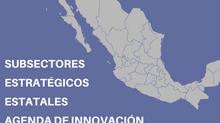 Sectores prioritarios estatales definidos para la Convocatoria PEI de CONACyT