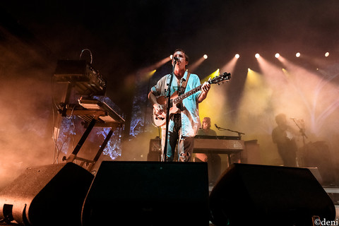 08/24/19, August 24 2019, band, band member, concert, Denise Enriquez, Dr Dog, electric guitar, Eric Slick, Frank McElroy, Guadalupe River, guitar, guitar player, guitarist, keyboards, keys, lead guitar, live music, New Braunfels, photography by deni, pianist, rhythm guitar, Scott McMicken, singer, singing, songwriter, synthesizer, Texas, Toby Leaman, tour, vocalist, vocals, Whitewater Amphitheater, Zach Miller, deni