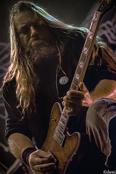 Mark Morton