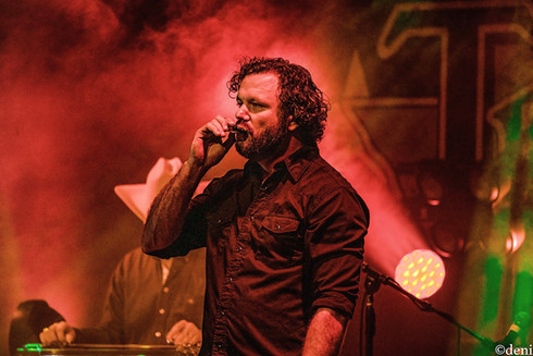 harmonica, Aaron Lewis