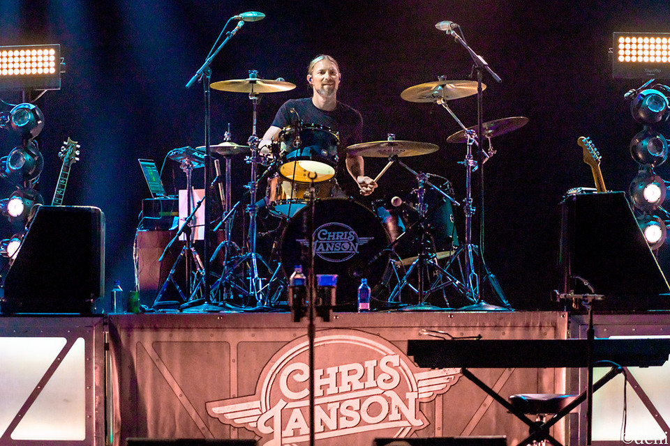 05/04/2019, Austin, Chris Janson, concert, Country Music, Denise Enriquez, drums, drummer, percussion, percussionist, Frank Erwin Center, Hamonica, iHeart Country Music Fest, Kelly Lynn Janson, live music, May 4 2019, Nashville, photography by deni, Singer, Songwriter, Texas, Vocalist, Vocals, deni