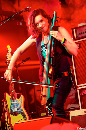 03/16/18, acoustic guitar, ATX, Austin, band, band member, cello, concert, Denise Enriquez, electric cello, electric guitar, guitar, guitar player, guitarist, Katie Larson, lead guitar, live music, March 16 2018, Michael Dause, music fest, music festival, photography by deni, rhythm guitar, Savannah Buist, singer, singing, songwriter, Sony - Lost In Music, Sony House, South By Southwest, SXSW 2018, Texas, The Accidentals, tour, vocalist, vocals, deni