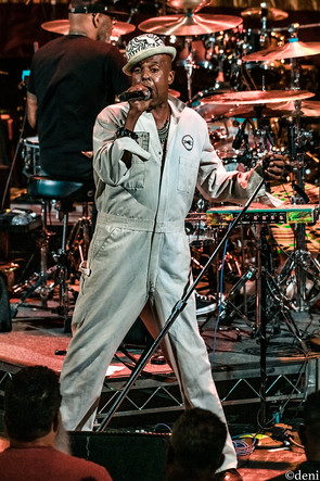 Angelo Moore, Fishbone, Aztec Theater, San Antonio, Texas, 08/23/2019, August 23 2019, vocals, vocalist, singing, singer, songwriter, One Nation Under A Groove, funk, band member, tour, concert, live music, Denise Enriquez, photography by deni, deni