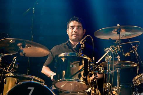 drums, William Beckmann
