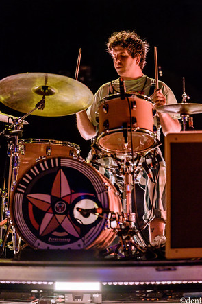 08/24/19, August 24 2019, band, band member, concert, Denise Enriquez, Dr Dog, drum, drummer, drums, Eric Slick, Frank McElroy, Guadalupe River, live music, New Braunfels, percussion, percussionist, photography by deni, Scott McMicken, Texas, Toby Leaman, tour, Whitewater Amphitheater, Zach Miller, deni
