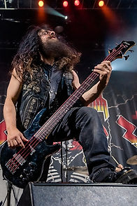 08/28/19, August 29 2019, Aztec Theater, band, band member, bass, bass guitar, bass player, bassist, concert, Denise Enriquez, Joey Castillo, John DeServio, live music, photography by deni, San Antonio, Texas, tour, Zakk Sabbath, Zakk Wylde, deni