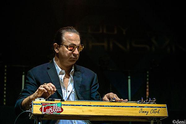 Jimmy Clark - David Lee Murphy Band