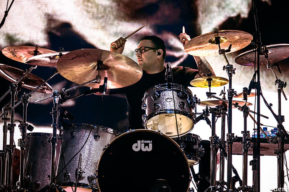 drums, Bush