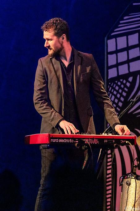 keys, Walker Lukens Band
