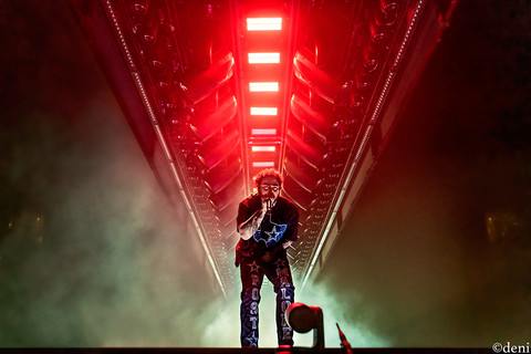 10/29/19, AT&T Center, concert, deni, Denise Enriquez, October 29 2019, photography by deni, Post Malone, Posty, Posty Co, rap, rapper, Runaway Tour, San Antonio, singer, singing, songwriter, Texas, tour, vocalist, vocals, deni