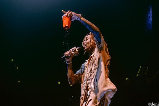 10/29/19, AT&T Center, concert, deni, live music, photography by deni, Post Malone, rap, rapper, Runaway Tour, San Antonio, singer, singing, songwriter, Swae Lee, Texas, tour, vocalist, vocals, deni