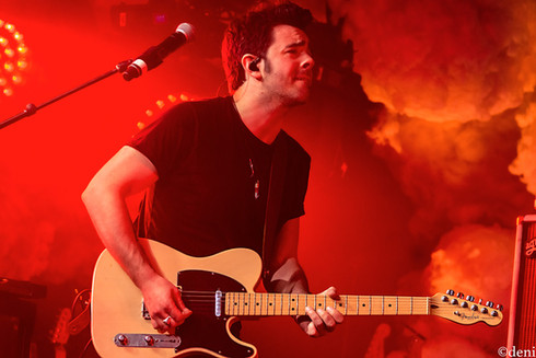 guitar, Morgan Saint