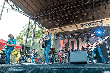 Randall King & The Hard Livin' Band