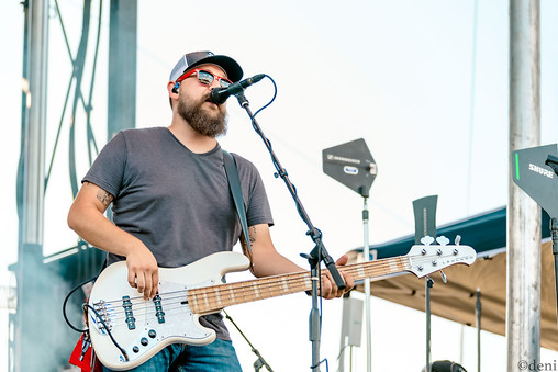 Seth Ramirez, 8/03/2019, 8/17/2019, August 17 2019, August 3 2019, Austin, band, band member, bass, bass guitar, bass player, bassist, Brushy Creek Amphitheater, concert, Denise Enriquez, Hard Livin Band, Hutto, Hutto Park at Brushy Creek, KOKE Fest 2019, live music, New Braunfels, photography by deni, Randall King Band, Texas, Texas Country, tour, Whitewater Amphitheater, deni