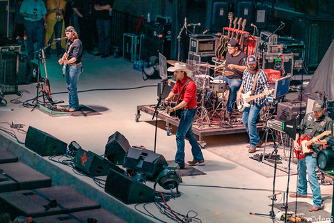 Randall King Band, Whitewater Amphitheater, New Braunfels, Texas, 8/03/2019, August 3 2019, vocals, vocalist, singing, singer, songwriter, guitar, guitarist, guitar player, lead guitar, rhythm guitar, electric guitar, acoustic guitar, bass, bassist, bass guitar, bass player, double bass, upright bass, drum, drums, drummer, percussion, percussionist, Randall King, Logan Broadus, Jason Barocio, Seth Ramirez, Matt Harber, Hard Livin Band, band, band member, tour, concert, live music, Denise Enriquez, photography by deni, deni
