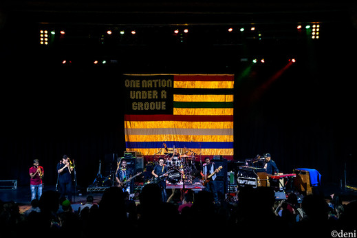 Ian Neville, Dumpstaphunk, Aztec Theater, San Antonio, Texas, 08/23/2019, August 23 2019, vocals, vocalist, singing, singer, songwriter, guitar, guitarist, guitar player, lead guitar, rhythm guitar, electric guitar, bass, bassist, bass guitar, bass player, drum, drums, drummer, percussion, percussionist, keys, keyboards, pianist, pianist, synthesizer, Tony Hall, One Nation Under A Groove, funk, Ryan Nyther, Nick Daniels III, Alex Wasily, Ivan Neville, Alvin Ford Jr, band member, tour, concert, live music, Denise Enriquez, photography by deni, deni
