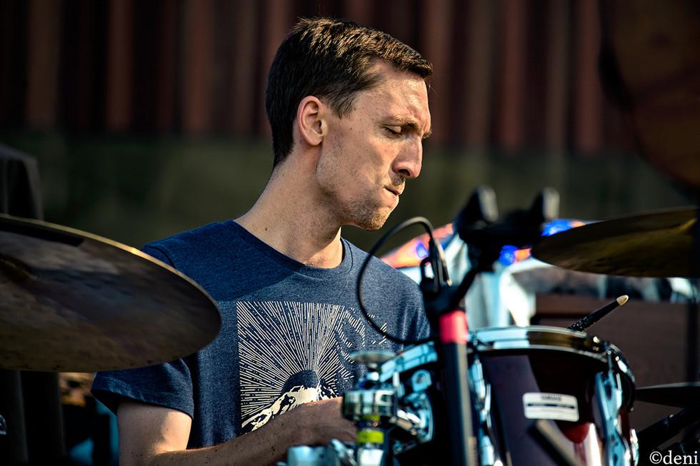drums, Ben & Noel Haggard