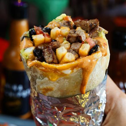Burrito Nocaut