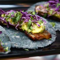 Tacos de Panceta Mexicana