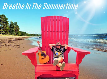 Breathe In The Summertime - Red Chair.jp