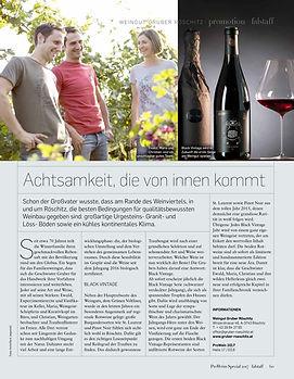 PR Text Die Weintexterin