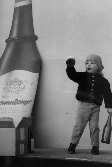 Kindheit Weinhandlung Kathrin Gindl