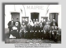 Le conseil municipal de Châteaudun