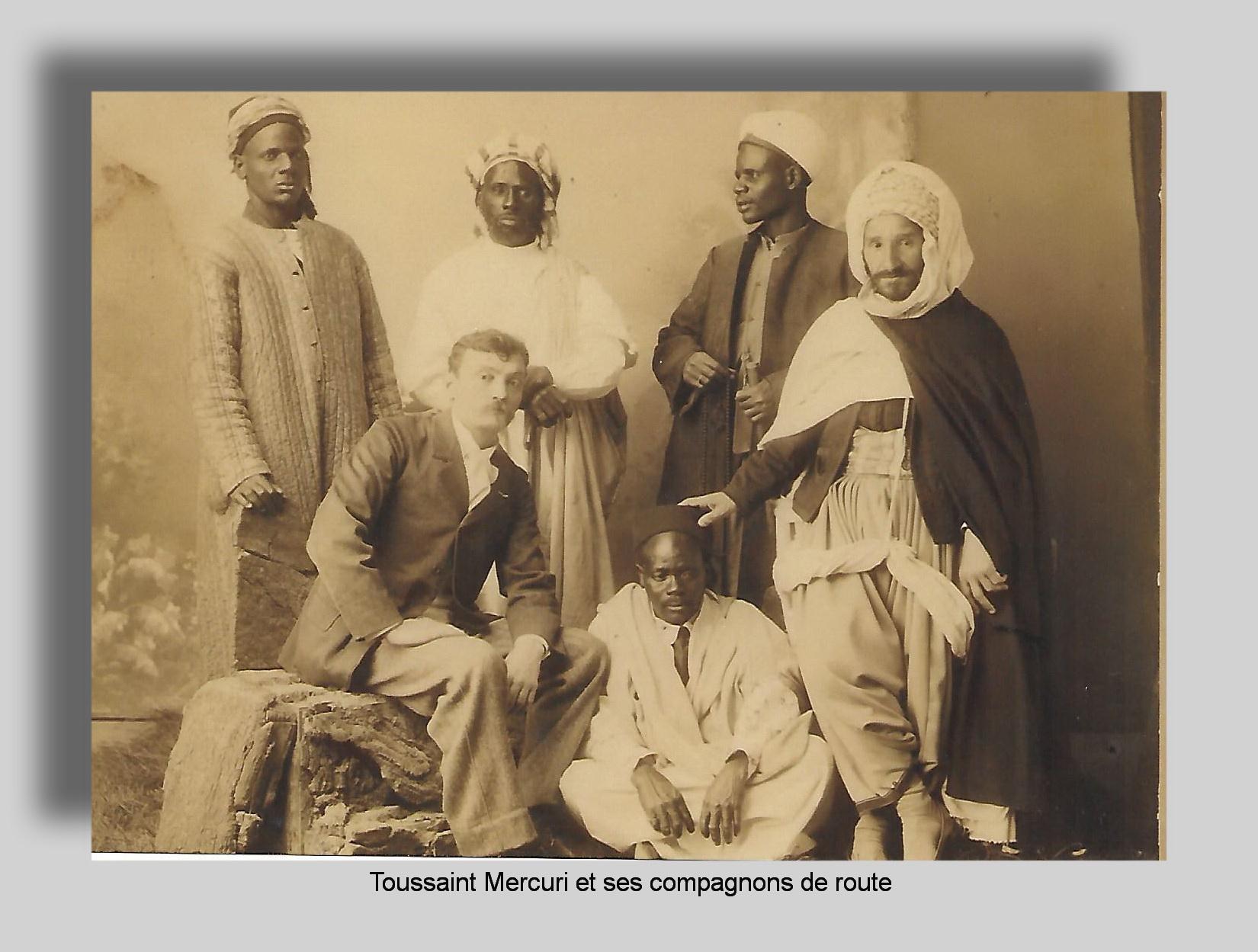Toussaint et ses seconds
