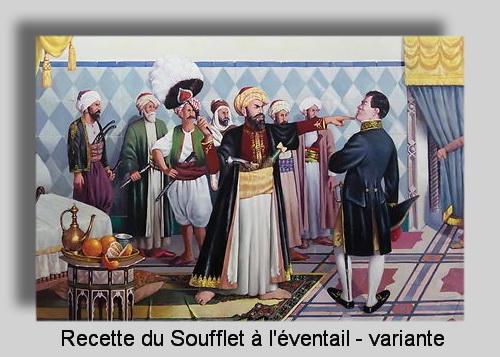 1827-Le coup d'éventail