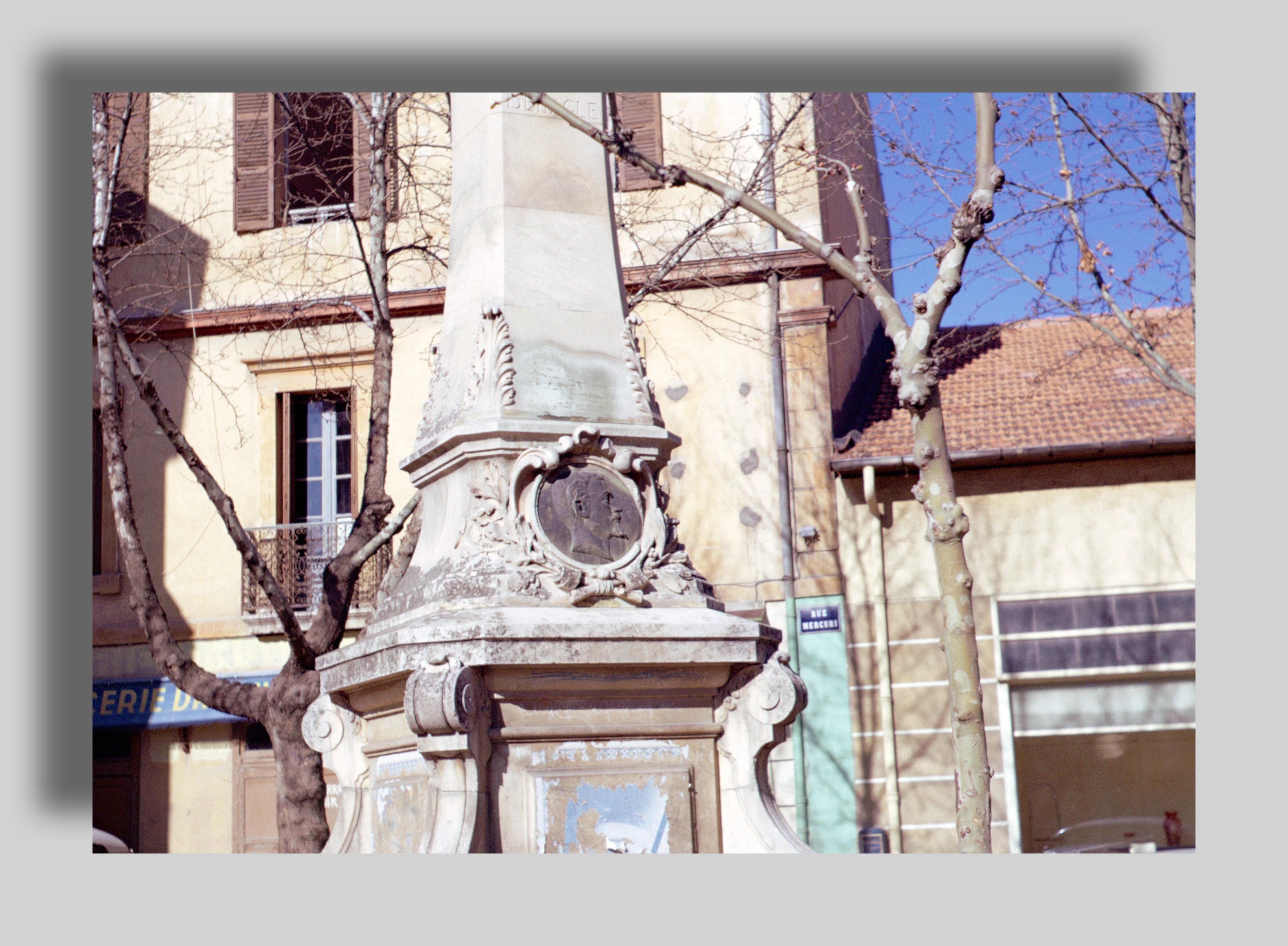 Rue Mercuri à Constantine