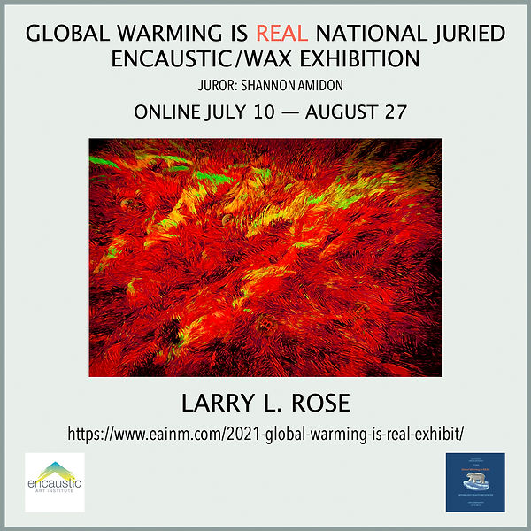 Global Warming Juried Show