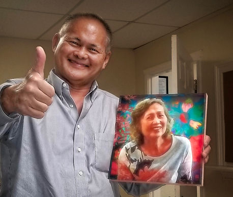 Harold Ong likes Mother's Portrait