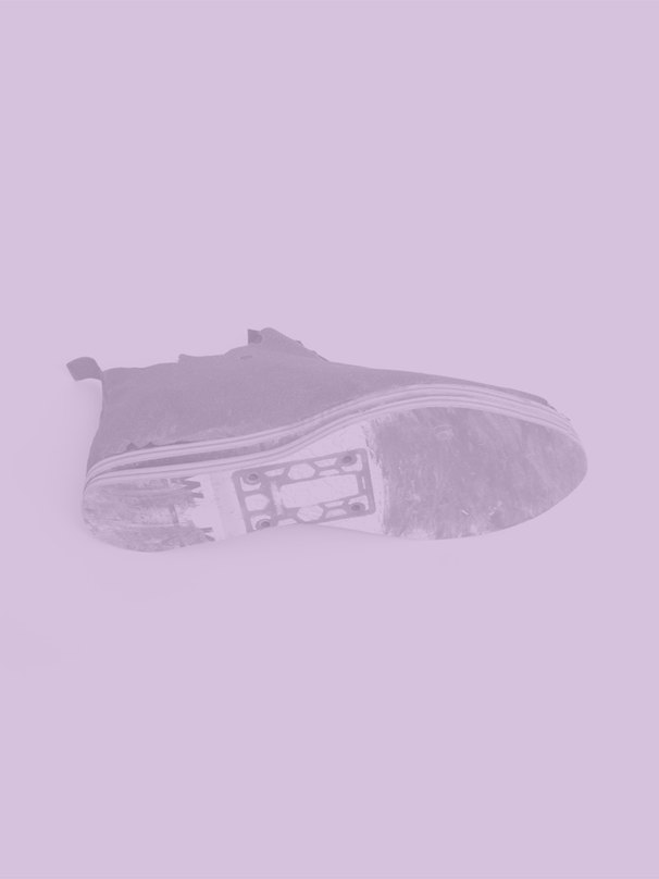 Sneaker reincarnations