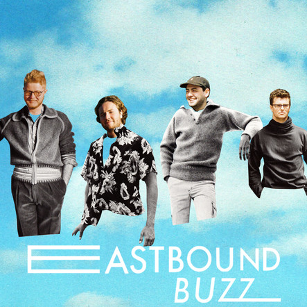 Eastbound Buzz - Where You Gonna Go PRES