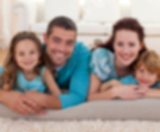 carpet and upholstery cleaning service, happy cutomers