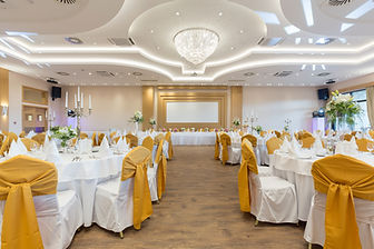 Wedding hall or other function facility