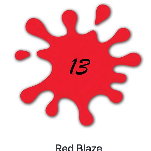 #13 Red Blaze