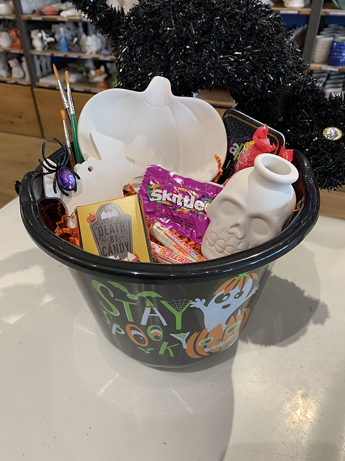 Medium Halloween Bucket