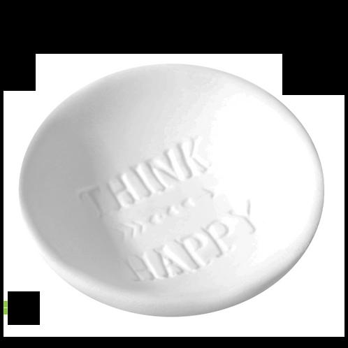 Think Happy Dish
