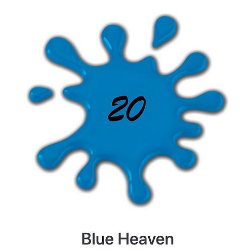 #21 Blue Heaven
