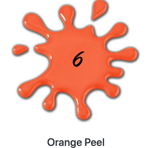 #6 Orange Peel