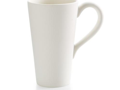 Tall Cone Mug W/ Handle