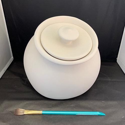 Olde Tyme Cookie Jar
