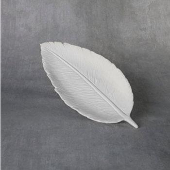 Large Feather Dish